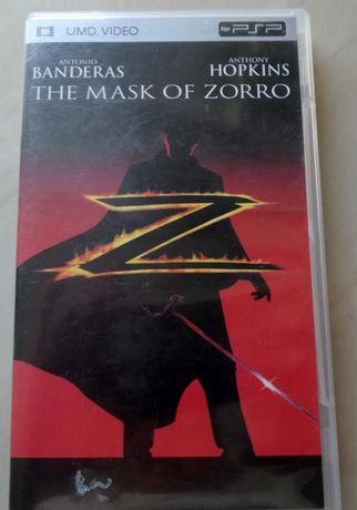 PSP film UMD - The Mask Of Zorro