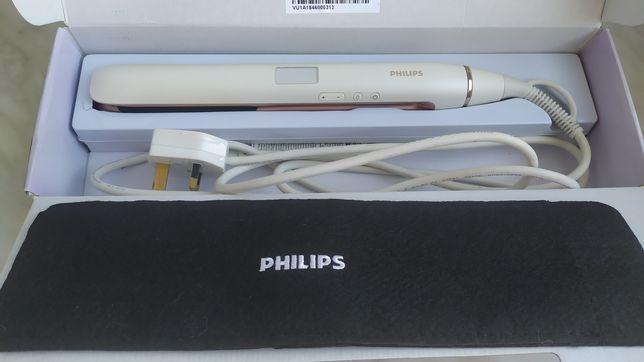Выпрямитель волос Philips MoistureProtect HP8374/00/ утюжок