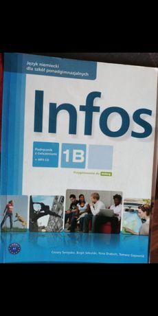 Infos 1B - do języka niemieckiego