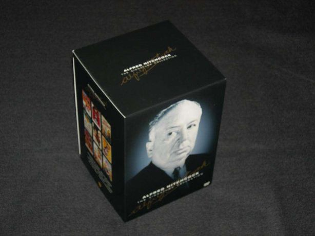 Alfred Hitchcock - Signature Collection - 9 filmes - DVD