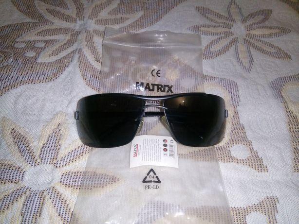Мужские антибликовые/поляризационные очки Matrix