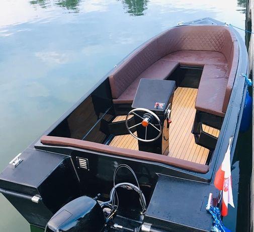 Uwaga - nowa FALON 485 charter plus łódź motorowa od dealera mboats.p