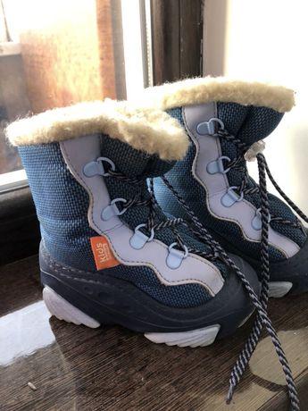Зимові чобітки Demar 22-23
