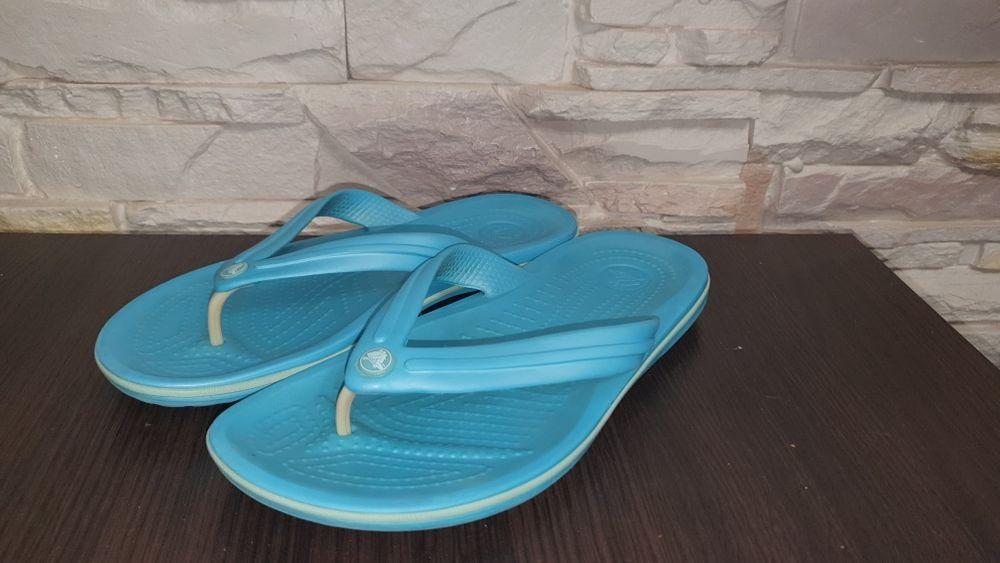 Вьетнамки Crocs оригинал M5W7 Черновцы - изображение 1