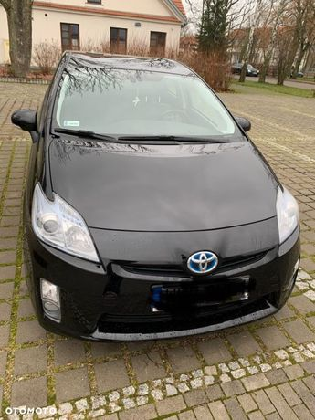 Toyota Prius Toyota Prius 3