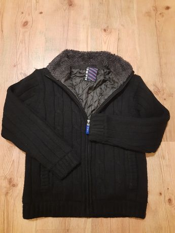Super ciepły miękki elegancki sweter Rebel 152 na mróz
