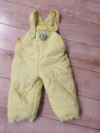 Spodnie zimowe dziecięce