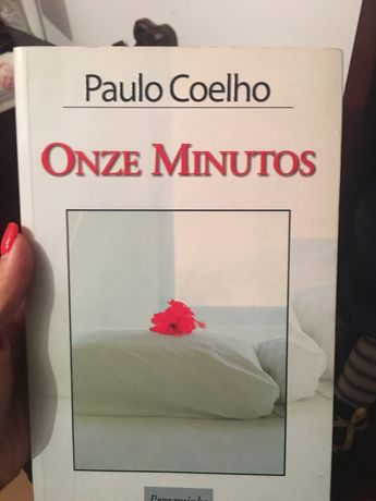 Livro de Paulo coelho