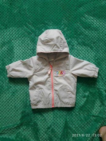 Курточка на новорожденного Beneton