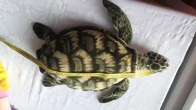 Черепаха подушка игрушка сувенир