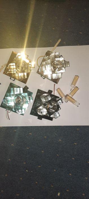 Продам точечные светильники б/у Запорожье - изображение 1