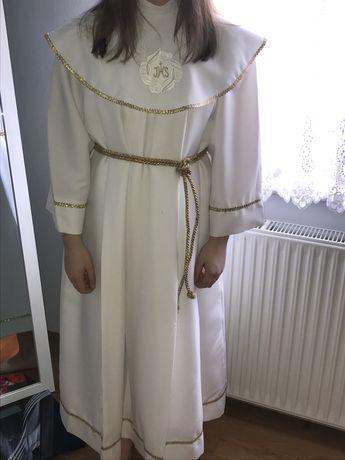 sukienka komunijna/ alba