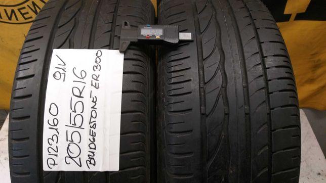 P123160 para 205/55R16 91V Bridgestone ER300