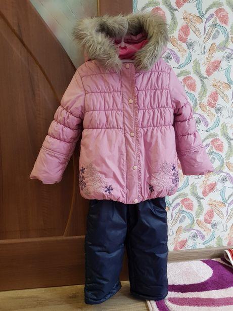 Зимовий комплект Bembi