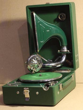патефон проигрыватель граммофон реставрация