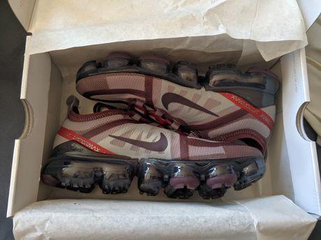 wmns Nike Air Vapormax 2019 37,5 23,5cm 6,5 US NOWE bordowe