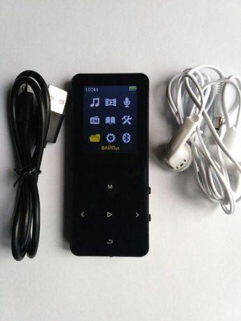 Плеер музыкальный IQQ новая версия X2 Bluetooth MP3.