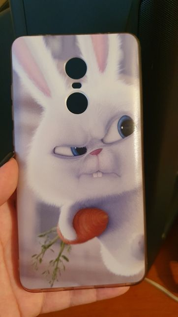 Продам чехол на Xiaomi redmi note 4 (global version)