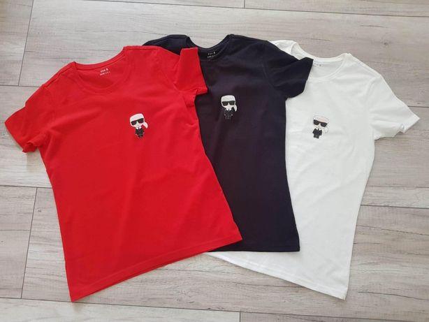 KARL LAGERFELD T- shirt damski
