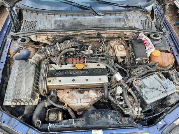 Мотор Opel Vectra B 1.8 бензин 1997