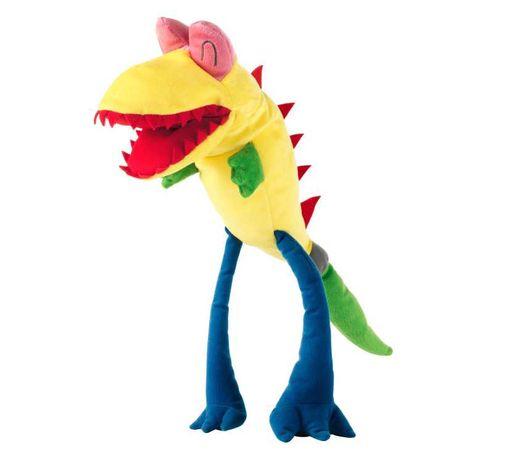Динозавр ИКЕА мягкая игрушка