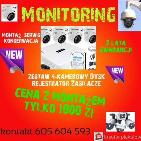 Monitoring Alarmy Napędy Promocje sprzętowe