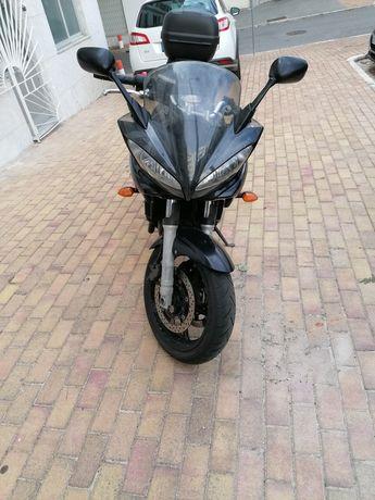 Yamaha fz6 ano 2005 cv98