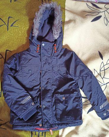 Куртка курточка парка еврозима зима зимова