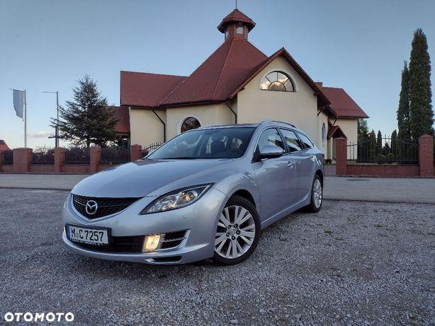 Mazda 6 2.0 diesel 140 km Chrom Klima Webasto nie ( audi skoda seat Honda )