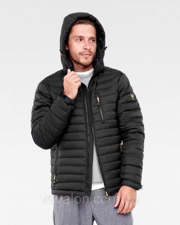 Мужская куртка VAVALON KD- 908. Куртка большого размера.