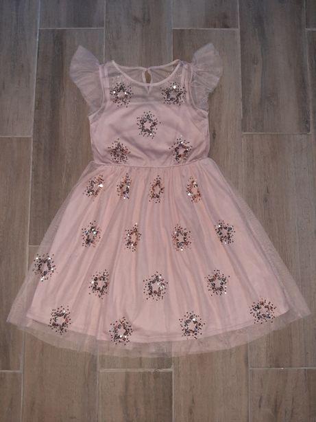 Невероятно красивое платье на 9 лет