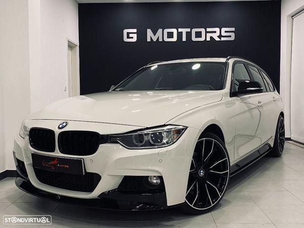 BMW 318 D Auto Pack M Performance Full G Motors