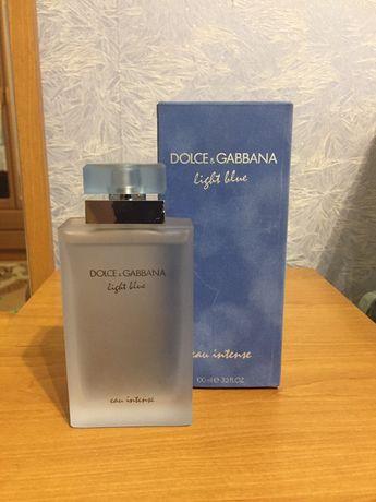 Dolce&Gabbana Light Blue Intense,распив,отливант,оригинал