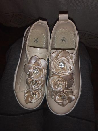 Dla dziewczynki  buty  rozmiar 26