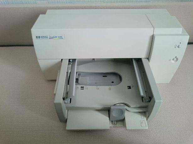 Принтер HP Hewlett Packard 610C