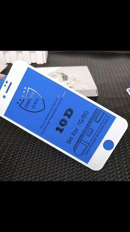 Защитное стекло на айфон 6,7,8,8+,6+,7+,xs,xr,xsmax,11,10,x.5д,10д,9д