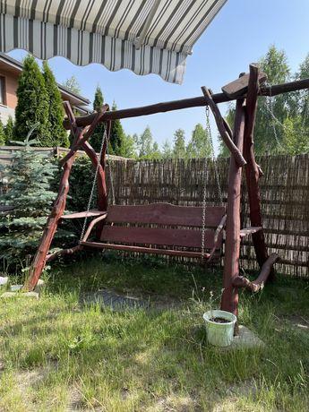 Huśtawka ogrodowa