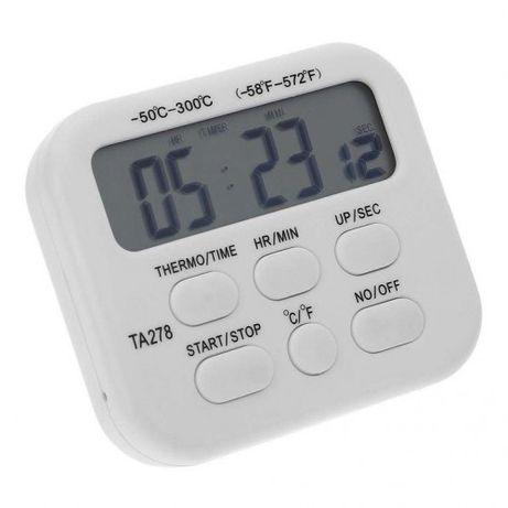 Цифровой термометр ТА278 для духовки (печи) с выносным датчиком