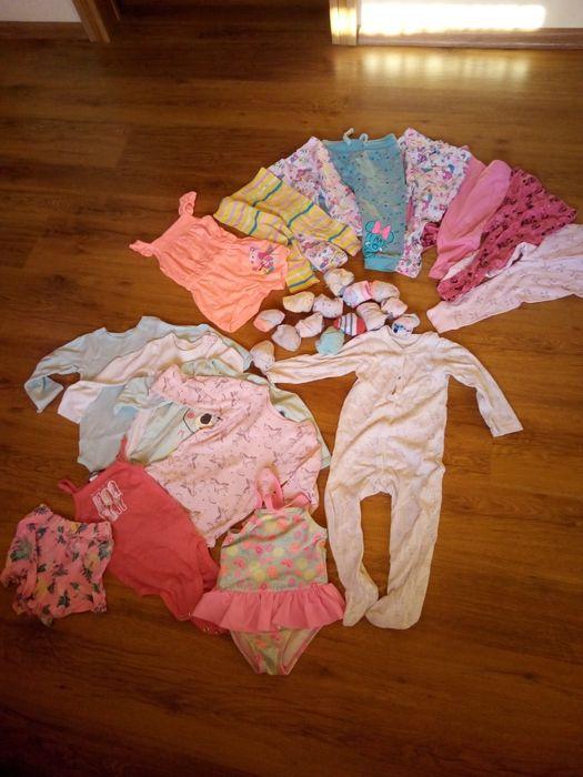 Sprzedam ubranka dla dziewczynki rozm.86 Płock - image 1