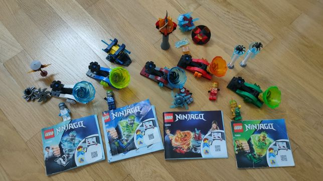 Лего  Ниндзяго Кружитцу Lego Ninjago