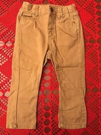 Spodnie H&M 86