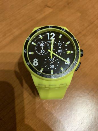 Relógio da marca Swatch