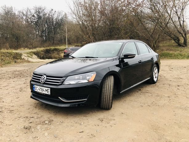 Volkswagen Passat b7 usa Фольсваген Пасат