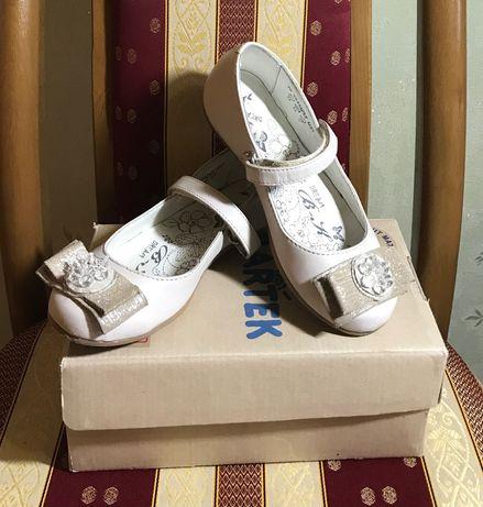 Туфельки нарядные Bartek (размер 30)