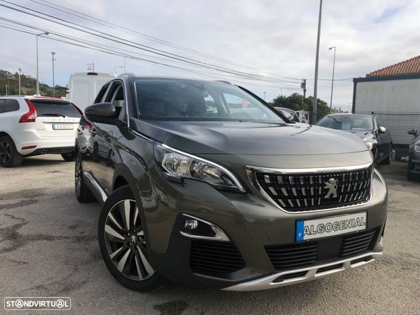 "Peugeot 3008 Allure 1.6 BlueHDI 120cv - Pele 19"""