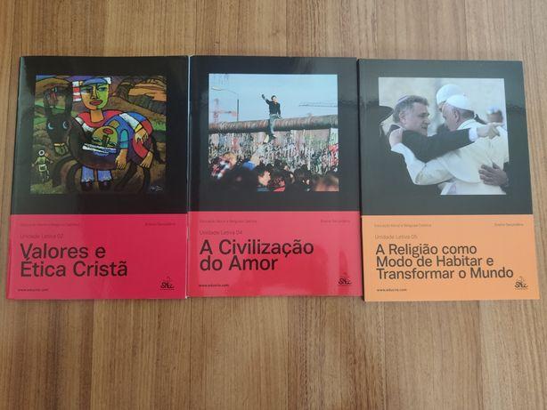 Livros EMRC secundário