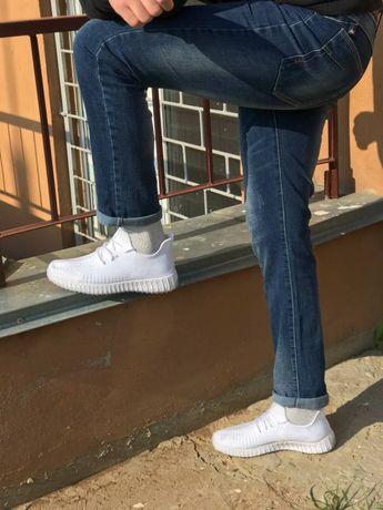 Мужские летние кроссовки Yeezy для повседневной носки