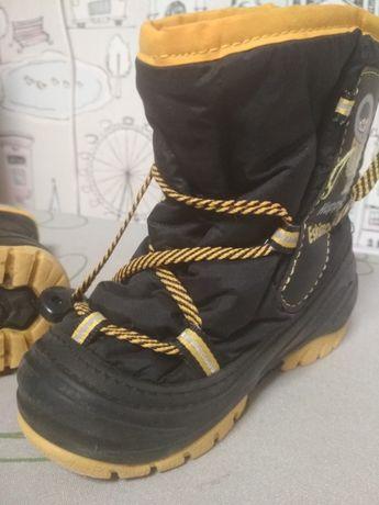 Зимние ботинки (дутики)