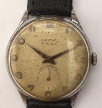 Relógio mecânico antigo, ORCYL