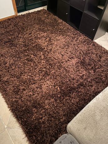 Carpete de pelo alto